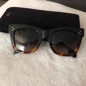 Gently used Celine Catharine sunglasses